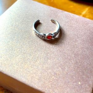 Retired Toe Ring Silpada sterling silver